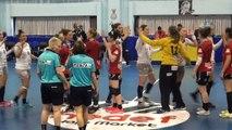 EHF Kupası Yarı Final: Kastamonu Belediyespor: 22 - Craiova: 23