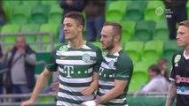 Ferencváros 3-0 Mezőkövesd