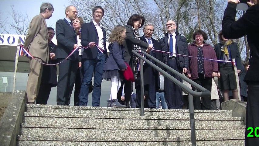 2018 04 07, Inauguration de la Maison de l'Etat à Nontron