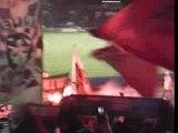 Lille-OM Parcage marseillais entrée des joueurs