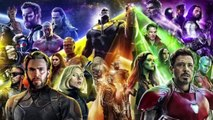 Avengers Movie News!!! Avengers: Infinity War Poster Reveals Bucky's Human Arm By Mistake