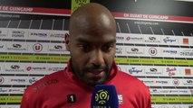 La réaction de Jimmy Briand après EAG-Troyes (4-0)