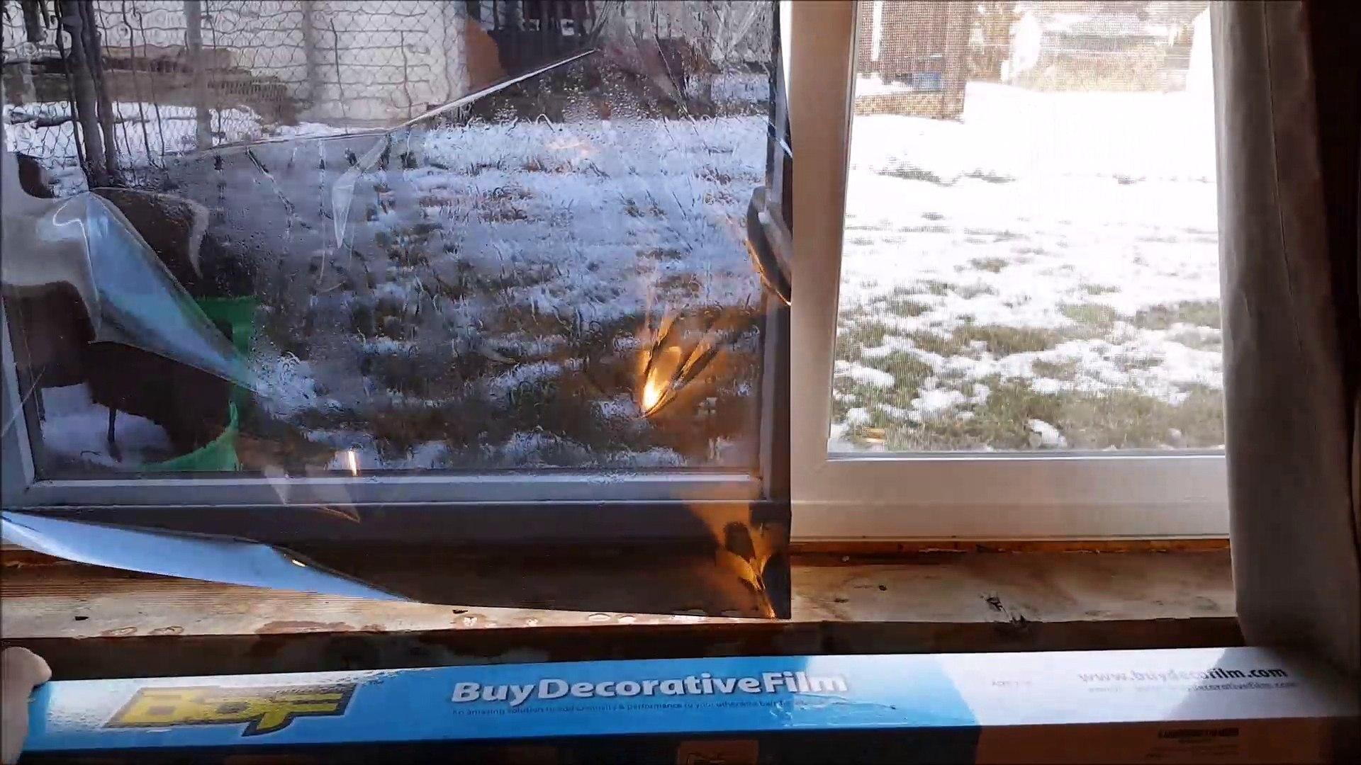 Solar Control /& Privacy Tint - One Way Mirror // Mirrored Glass 76cm x 3 Metre by Window Film ++ Silver Reflective Window Film