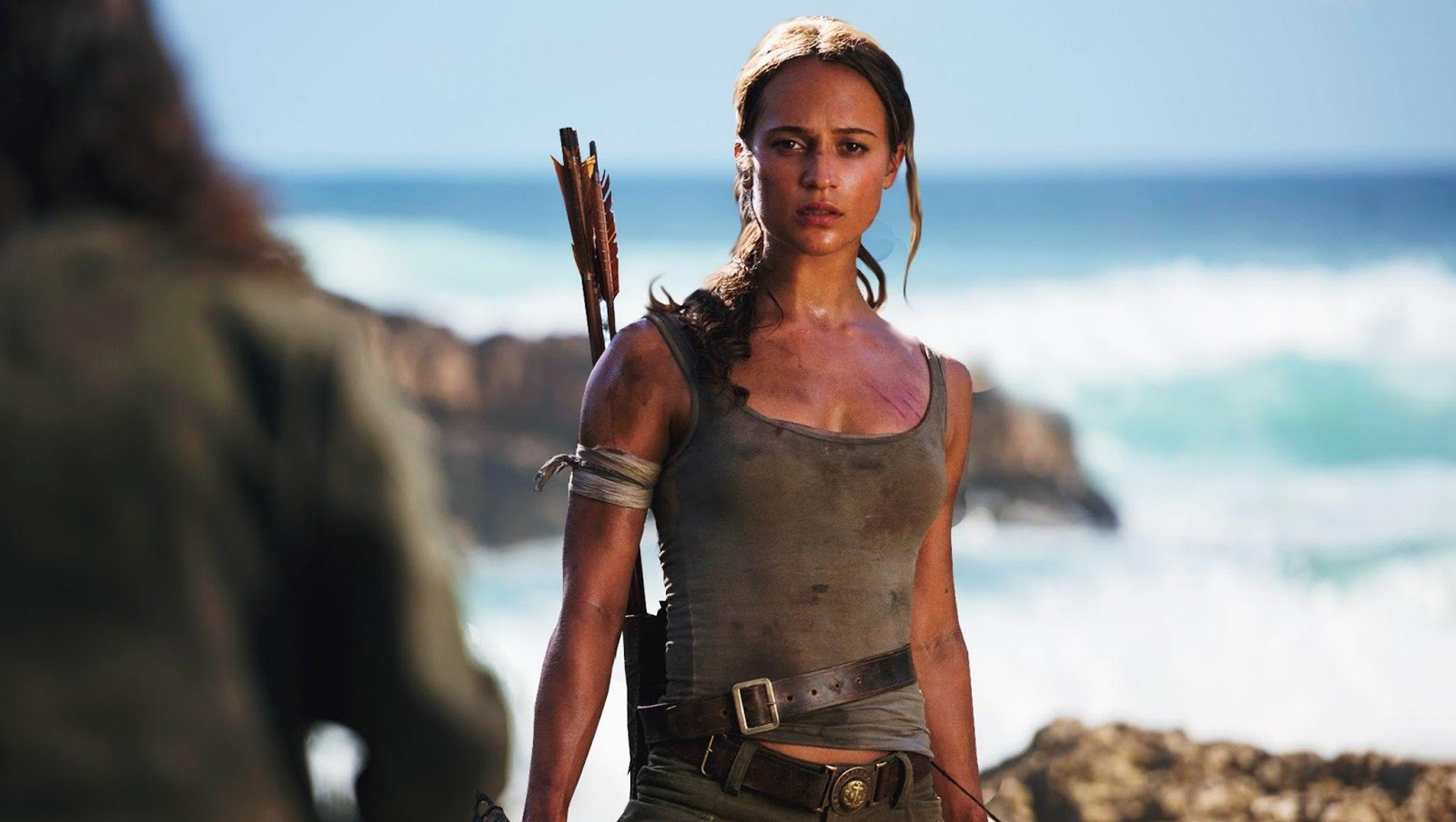 Tomb Raider Full Movie 2018 Video Dailymotion