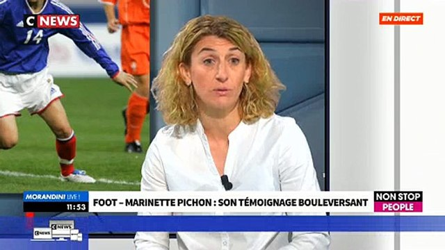 Marinette Pichon, au bord des larmes, raconte son père violent et son combat pour s'en sortir - VIDEO
