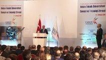 'Sanayi ve Teknoloji Zirvesi' - Başbakan Yardımcısı Işık: 'Dört yıl önce ilk onda olmayan bir üniversite, dört yıl içerisinde Türkiye'nin en yenilikçi ve girişimci üniversitesi oldu'  (3) - KOCAELİ