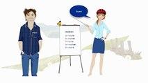 Deutsch lernen mit HARRY: Die Verben MACHEN, GEHEN und HÖREN konjugieren