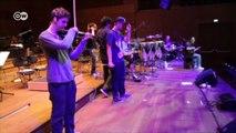 Deutsch lernen mit Musik (B1/B2) | Das Bandtagebuch mit EINSHOCH6 | Live mit Orchester