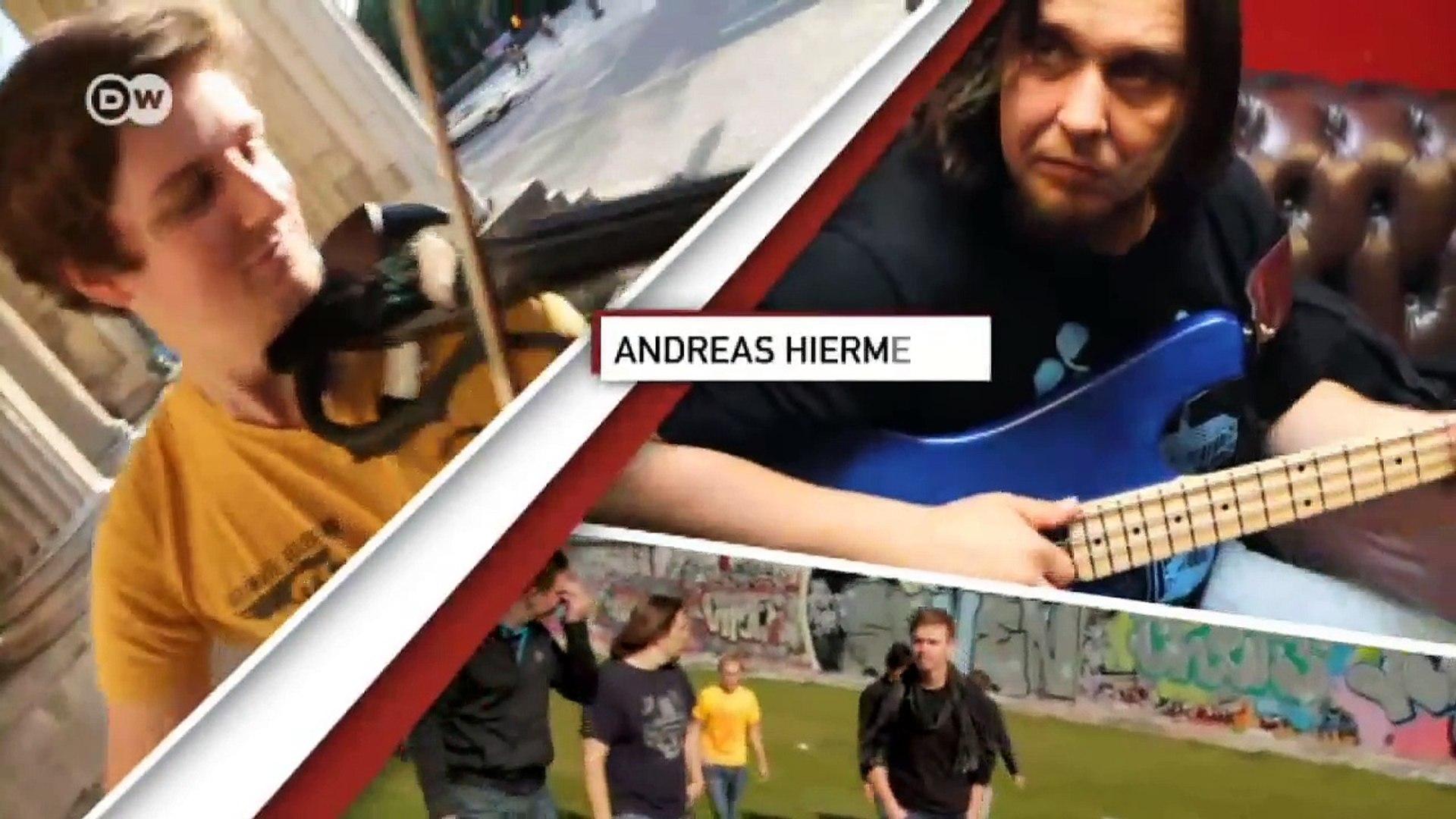 Deutsch lernen mit Musik (B1/B2) | Das Bandtagebuch mit EINSHOCH6 | Mit dem Taxi durch Bonn