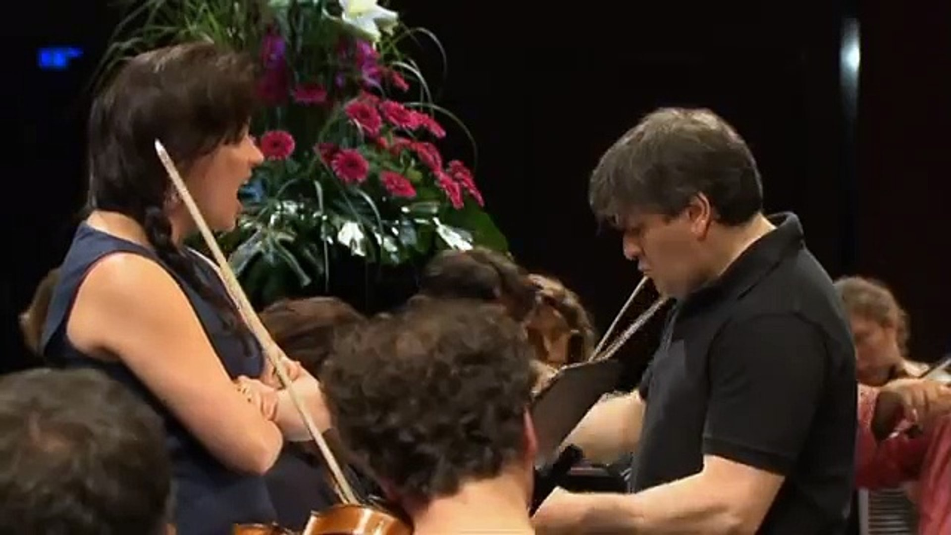 Anna Netrebko & Marianna Pizzolato - Stabat Mater - Pergolesi (Official Video)