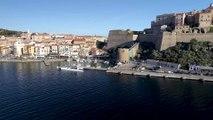 Le Bateau Hydrogene en Corse - Bretagne Télé