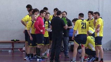 Azeta Parma Pallamano - Faenza Handball 22-16 highlights e interviste