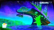 Zig & Sharko ITA - 1°stagione ep 2 - marea nera - l'isola del tesoro - colpo di freddo - (st 1 ep 2 di 26)