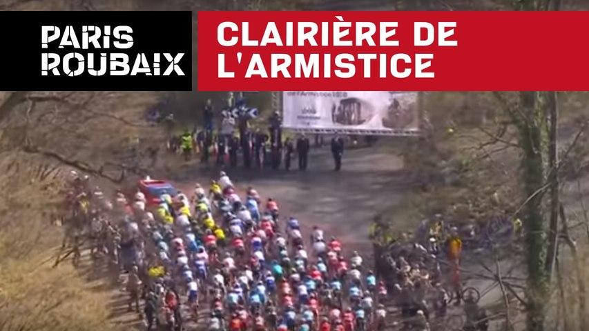 Clairière de l'Armistice - Paris-Roubaix 2018