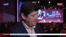 Congrès du PS : « Nous allons bientôt revenir », promet Patrick Kanner