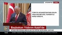 Türkiye Afganistan'dan gelen göç ile karşı karşıya kaldı