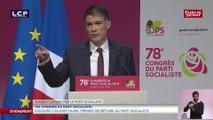 Congrès du PS : « Je ne crois pas aux gauches irréconciliables », affirme Olivier Faure
