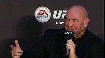 Dana White Reacts to Khabib Defeating Al Iaquinta, talks Conor McGregor & Khabib vs GSP