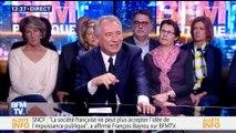 """Politiques au quotidien:""""La société française ne peut plus accepter l'idée de l'impuissance publique"""""""