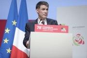 Congrès d'Aubervilliers : Discours d'Olivier Faure