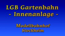 LGB Gartenbahn Rhätische Bahn und Berninabahn - Ein Video von Pennula für alle Freunde der Modelleisenbahn bzw. Modellbahn