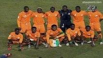 الشوط الاول مباراة مصر و الكوديفوار 0-0 نهائي كاس افريقيا 2006