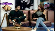 Breaking Weekend - Guest:  Ayaz Samoo & Shahzeen Rahat in High Quality on ARY Zindagi - 8th April 2018