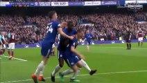 César Azpilicueta Goal HD Chelsea 1-0 West Ham 08.04.2018