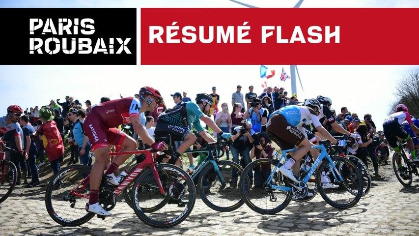 Résumé Flash - Paris-Roubaix 2018