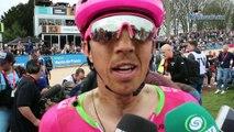 """Paris-Roubaix 2018 - Sep Vanmarcke 6e de l'Enfer du Nord : """"Je n'ai pas fait d'erreur mais Peter Sagan était trop fort"""""""
