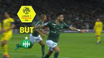 But Rémy CABELLA (17ème) / AS Saint-Etienne - Paris Saint-Germain - (1-1) - (ASSE-PARIS) / 2017-18