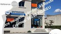 A vendre - Maison - HIERES SUR AMBY (38118) - 3 pièces - 60m²