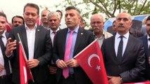 CHP Genel Başkan Yardımcısı Yılmaz, sınırda nöbet tutan güvenlik güçlerini ziyaret etti - HATAY
