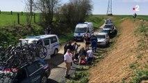 Paris-Roubaix : le coureur Michael Goolaerts victime d'un arrêt cardiaque