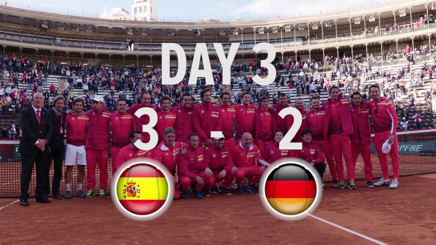 State of Play: Spain 3-2 Germany