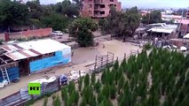 Evo Morales declara el estado de emergencia tras las mortales inundaciones en Bolivia