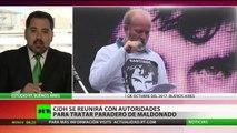 """La CIDH sobre Santiago Maldonado: """"Estamos ante una situación de emergencia grave"""""""