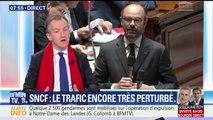 """EDITO - SNCF: Edouard Philippe est plus """"le fils d'Alain Juppé"""" que """"le grand frère d'Emmanuel Macron"""""""