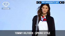 Tommy Hilfiger presents 2018 Spring Style Collection from the Tracks | FashionTV | FTV
