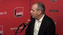 """Laurent Berger, CFDT : """"Je ne fais pas de politique, je fais du syndicalisme, et c'est déjà assez noble"""""""
