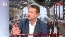 Petites lignes ferroviaires : Jadot dénonce « l'hypocrisie absolue » du gouvernement