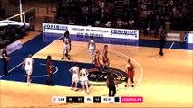 LFB 17/18 - J21 : Basket Landes - Villeneuve d'Ascq
