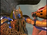 Beast Wars Transformers S01 E03  The Web