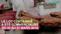 E.coli : retrait d'un lot de steaks hachés contaminés