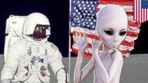 Ex-NASA astronauts pass UFO lie detector test