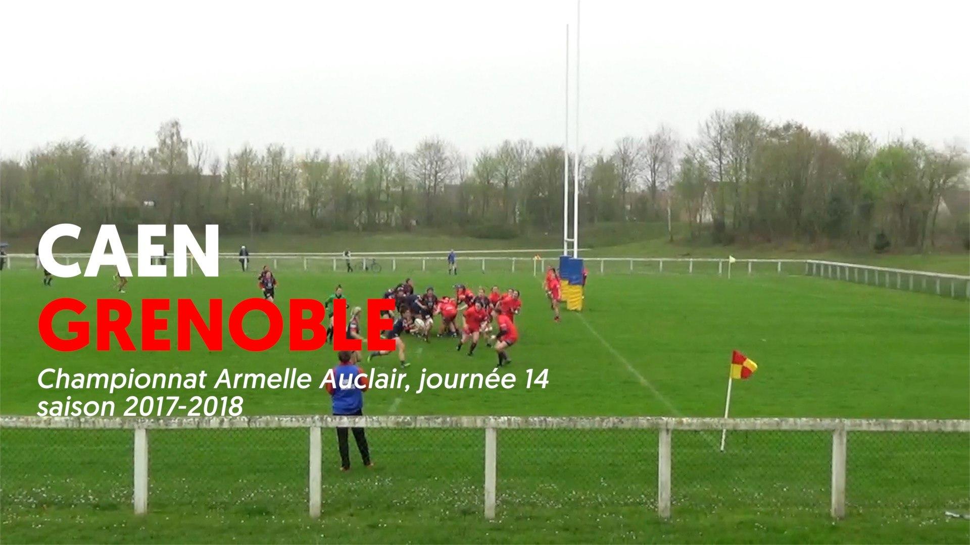 Caen - Amazones FCG : le résumé vidéo