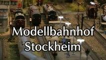Modelleisenbahn Stockheim im Modellbahnhof Stockheim - Ein Video von Pennula für alle Freunde der Modelleisenbahn bzw. Modellbahn