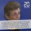 Notre-Dame-des-Landes : «13 squats démantelés dont 6 ont été démolis»