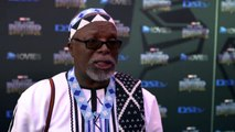 Black Panther - South Africa Premiere - Doctor John Kani Interview - Marvel Studios - Walt Disney Studios Motion Pictures – Director Ryan Coogler – Producer