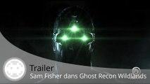 Trailer - Ghost Recon Wildlands - La mission Splinter Cell en vidéo